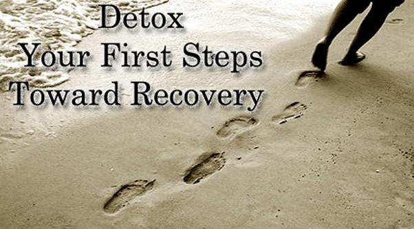 Alcohol detox is the first step to recovery.