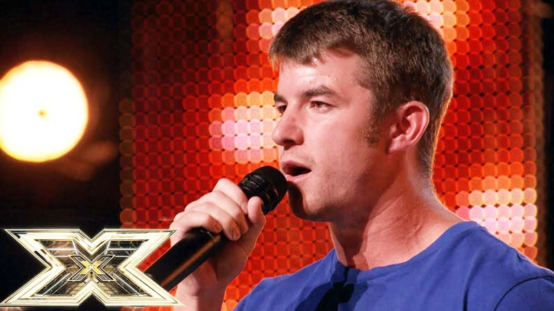 Anthony Russell Returns To X Factor A New Man After Rehab