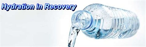 Hydration in Recovery